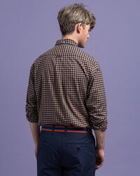 Winter Twill Regular Fit Hemd im Buffalo Check