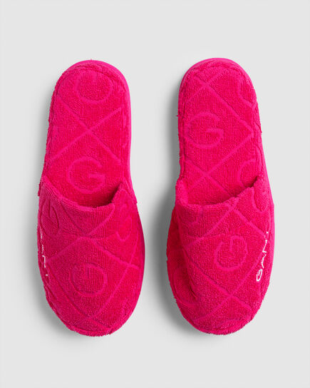 Organic Cotton G Slipper