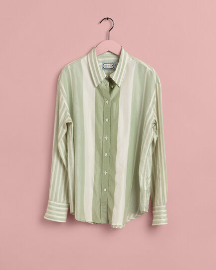 Relaxed Seiden Bluse