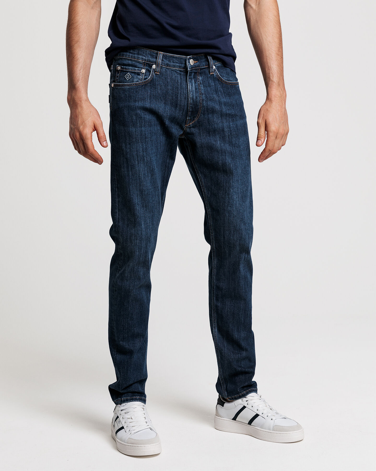Tech Prep™ Tapered Jeans