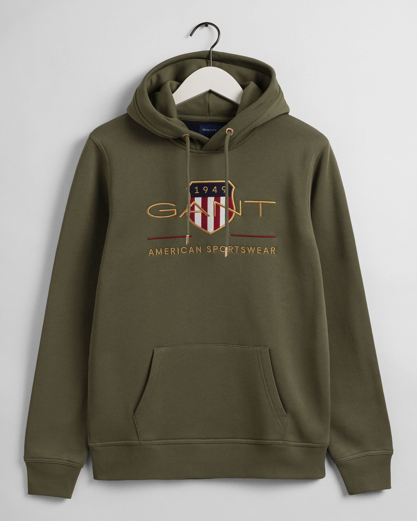 Archive Shield Hoodie