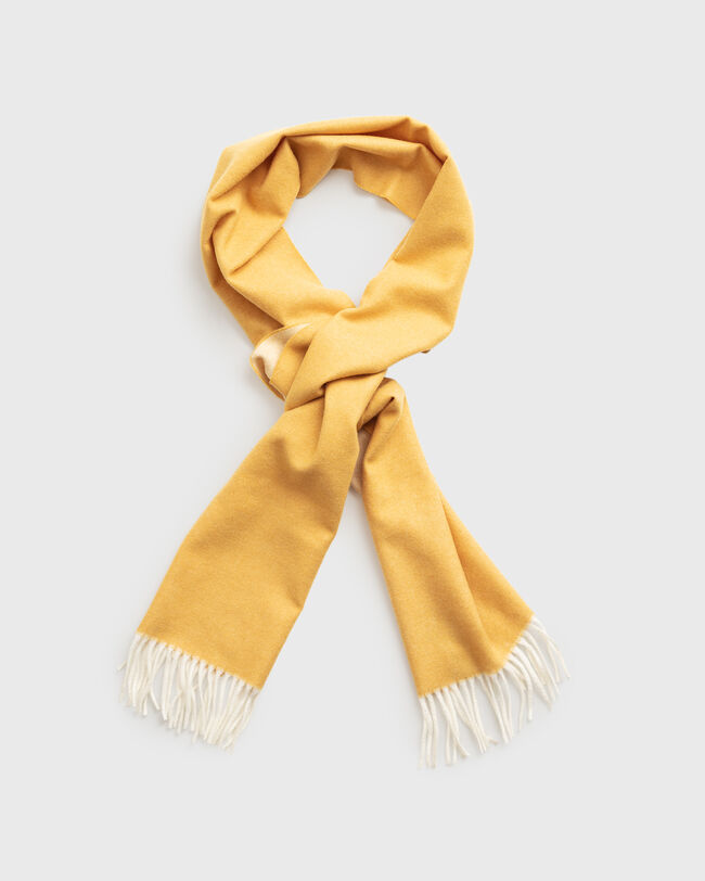 Two-Faced Twill Scarf