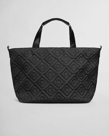 Iconic G Shopper mit Steppmuster