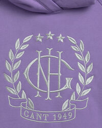 Teen Girls Monogram Sweat Hoodie