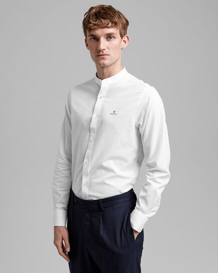 Royal Slim Fit Oxford-Hemd