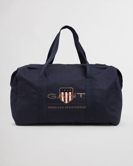 Archive Shield Duffle Bag