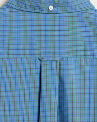 Tech Prep™ Regular Fit Broadcloth Hemd mit Karomuster