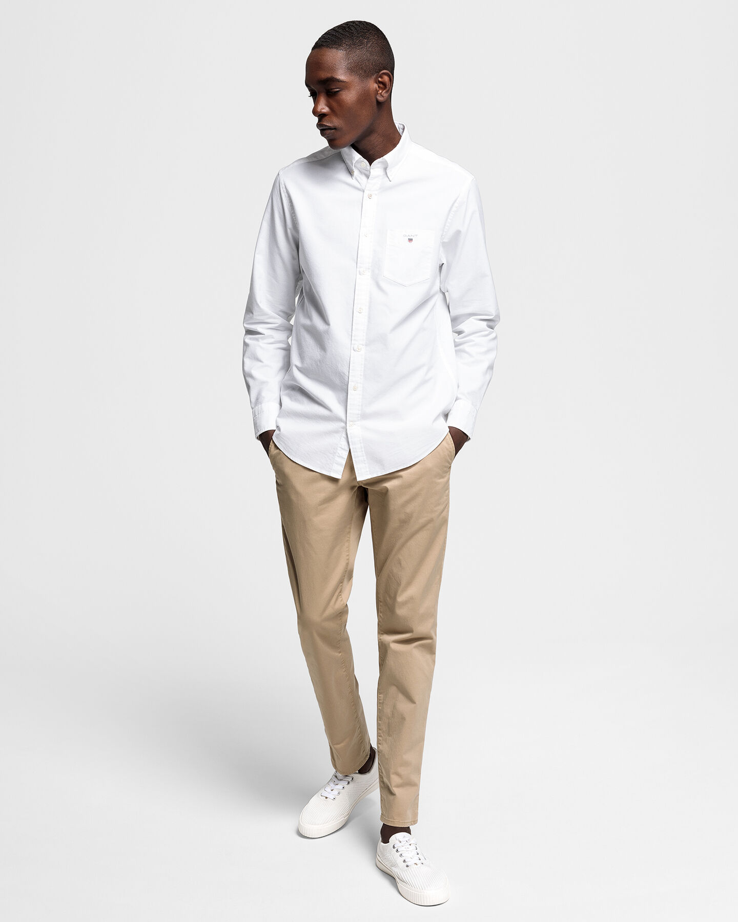 Regular Fit Oxford-Hemd
