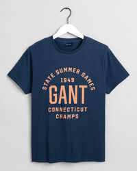 Summer T-Shirt mit Grafik