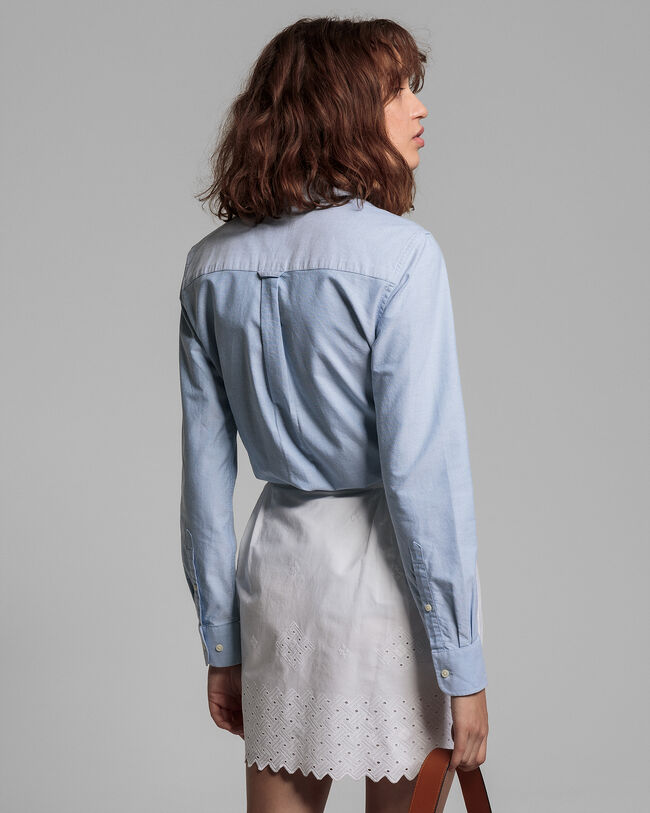 Perfect Oxford-Bluse