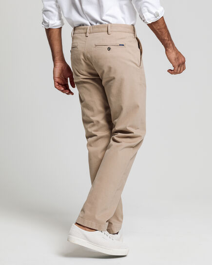 Comfort Super Regular Fit Chinohose