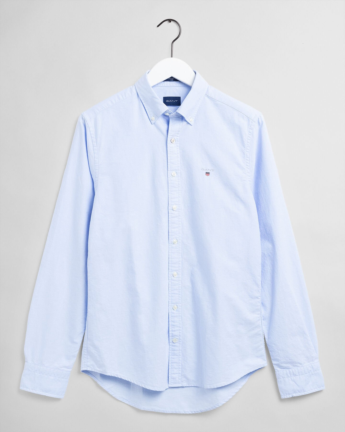 Slim Fit Oxford-Hemd